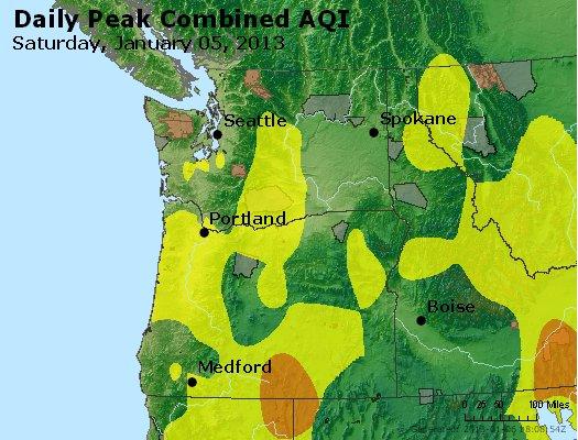Peak AQI - http://files.airnowtech.org/airnow/2013/20130105/peak_aqi_wa_or.jpg