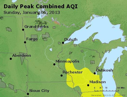 Peak AQI - http://files.airnowtech.org/airnow/2013/20130106/peak_aqi_mn_wi.jpg