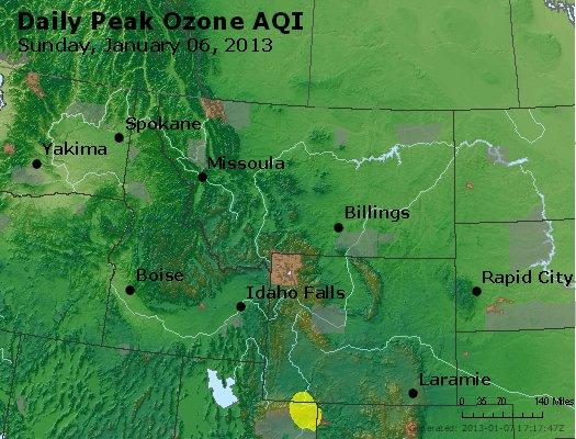 Peak Ozone (8-hour) - http://files.airnowtech.org/airnow/2013/20130106/peak_o3_mt_id_wy.jpg