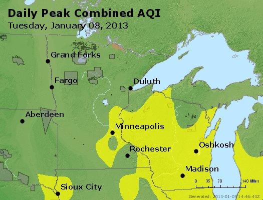 Peak AQI - http://files.airnowtech.org/airnow/2013/20130108/peak_aqi_mn_wi.jpg