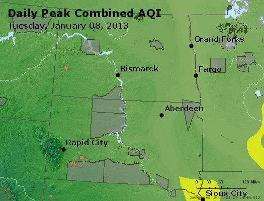 Peak AQI - http://files.airnowtech.org/airnow/2013/20130108/peak_aqi_nd_sd.jpg
