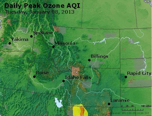 Peak Ozone (8-hour) - http://files.airnowtech.org/airnow/2013/20130108/peak_o3_mt_id_wy.jpg