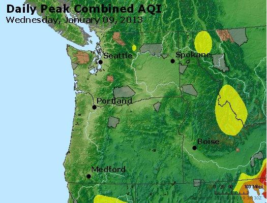 Peak AQI - http://files.airnowtech.org/airnow/2013/20130109/peak_aqi_wa_or.jpg