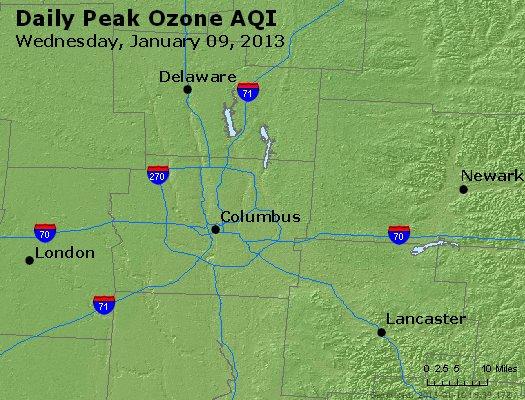 Peak Ozone (8-hour) - http://files.airnowtech.org/airnow/2013/20130109/peak_o3_columbus_oh.jpg