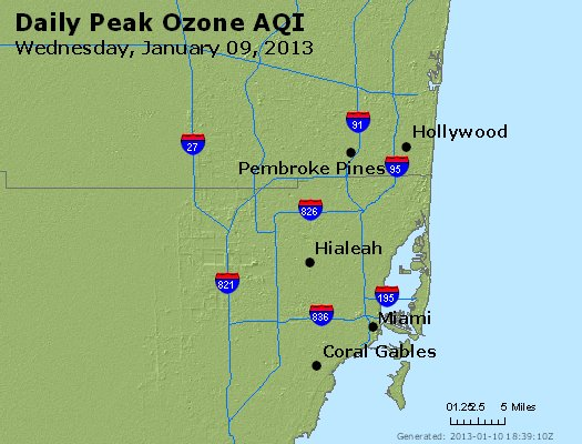 Peak Ozone (8-hour) - http://files.airnowtech.org/airnow/2013/20130109/peak_o3_miami_fl.jpg