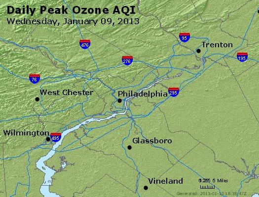 Peak Ozone (8-hour) - http://files.airnowtech.org/airnow/2013/20130109/peak_o3_philadelphia_pa.jpg