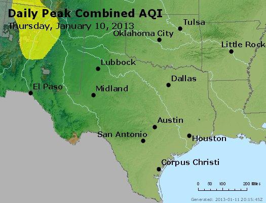 Peak AQI - http://files.airnowtech.org/airnow/2013/20130110/peak_aqi_tx_ok.jpg