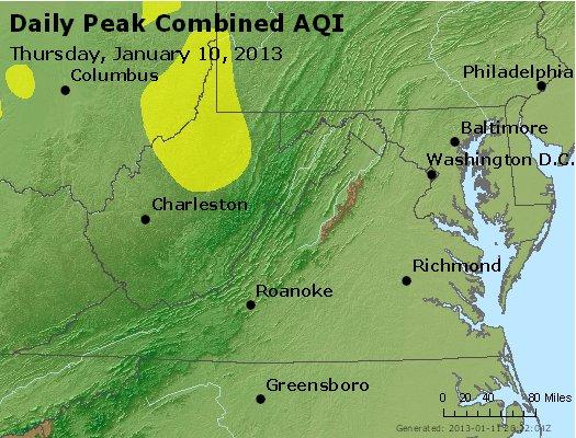 Peak AQI - http://files.airnowtech.org/airnow/2013/20130110/peak_aqi_va_wv_md_de_dc.jpg