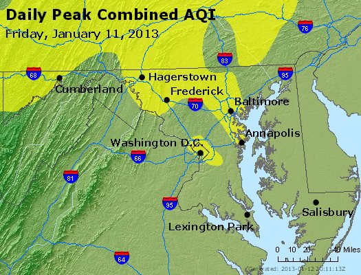 Peak AQI - http://files.airnowtech.org/airnow/2013/20130111/peak_aqi_maryland.jpg