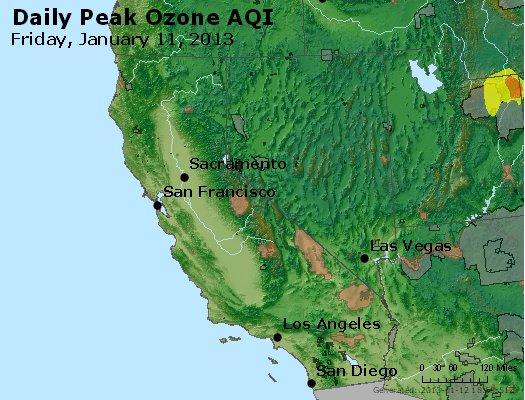 Peak Ozone (8-hour) - http://files.airnowtech.org/airnow/2013/20130111/peak_o3_ca_nv.jpg