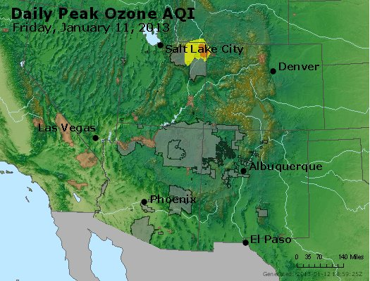 Peak Ozone (8-hour) - http://files.airnowtech.org/airnow/2013/20130111/peak_o3_co_ut_az_nm.jpg