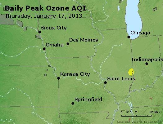 Peak Ozone (8-hour) - http://files.airnowtech.org/airnow/2013/20130117/peak_o3_ia_il_mo.jpg