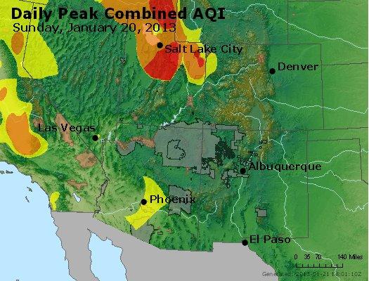 Peak AQI - http://files.airnowtech.org/airnow/2013/20130120/peak_aqi_co_ut_az_nm.jpg