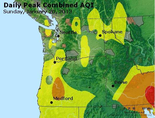Peak AQI - http://files.airnowtech.org/airnow/2013/20130120/peak_aqi_wa_or.jpg