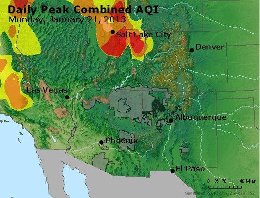 Peak AQI - http://files.airnowtech.org/airnow/2013/20130121/peak_aqi_co_ut_az_nm.jpg