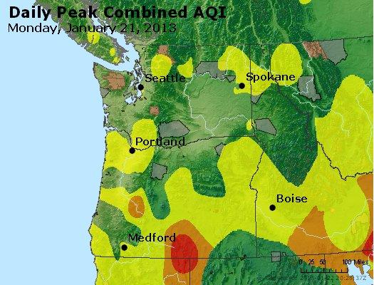 Peak AQI - http://files.airnowtech.org/airnow/2013/20130121/peak_aqi_wa_or.jpg