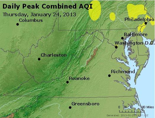 Peak AQI - http://files.airnowtech.org/airnow/2013/20130124/peak_aqi_va_wv_md_de_dc.jpg