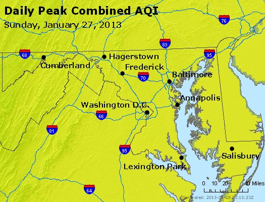 Peak AQI - http://files.airnowtech.org/airnow/2013/20130127/peak_aqi_maryland.jpg
