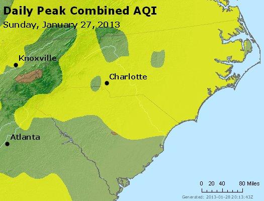 Peak AQI - http://files.airnowtech.org/airnow/2013/20130127/peak_aqi_nc_sc.jpg
