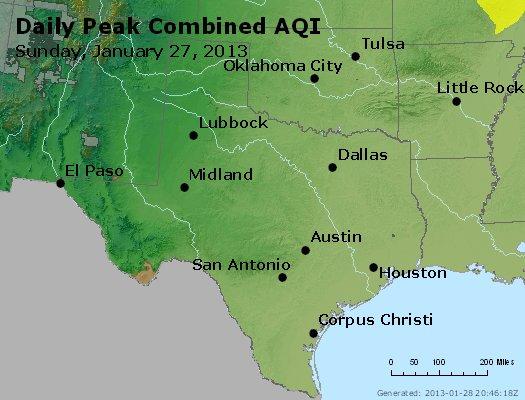 Peak AQI - http://files.airnowtech.org/airnow/2013/20130127/peak_aqi_tx_ok.jpg