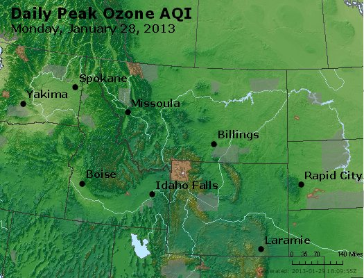 Peak Ozone (8-hour) - http://files.airnowtech.org/airnow/2013/20130128/peak_o3_mt_id_wy.jpg