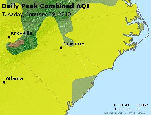 Peak AQI - http://files.airnowtech.org/airnow/2013/20130129/peak_aqi_nc_sc.jpg
