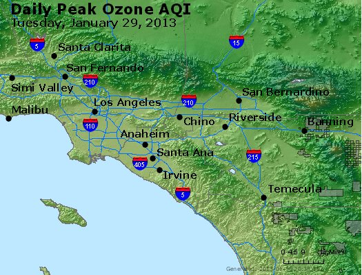 Peak Ozone (8-hour) - http://files.airnowtech.org/airnow/2013/20130129/peak_o3_losangeles_ca.jpg