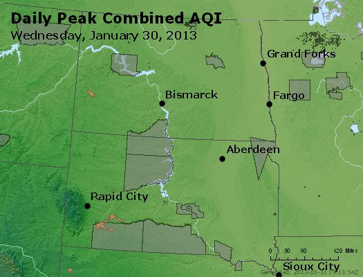 Peak AQI - http://files.airnowtech.org/airnow/2013/20130130/peak_aqi_nd_sd.jpg