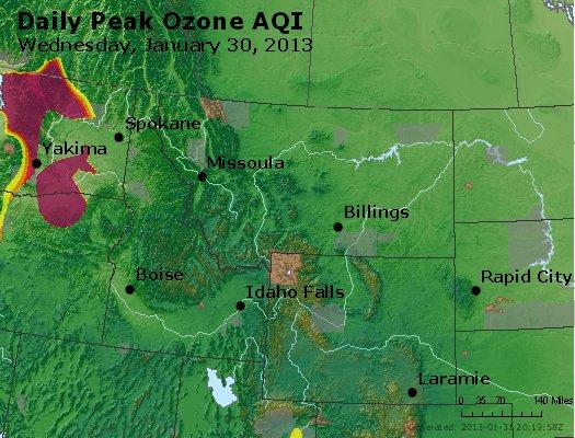 Peak Ozone (8-hour) - http://files.airnowtech.org/airnow/2013/20130130/peak_o3_mt_id_wy.jpg