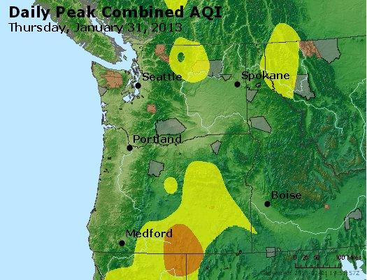 Peak AQI - http://files.airnowtech.org/airnow/2013/20130131/peak_aqi_wa_or.jpg
