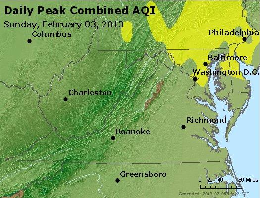 Peak AQI - http://files.airnowtech.org/airnow/2013/20130203/peak_aqi_va_wv_md_de_dc.jpg