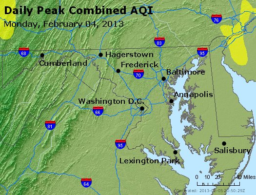 Peak AQI - http://files.airnowtech.org/airnow/2013/20130204/peak_aqi_maryland.jpg