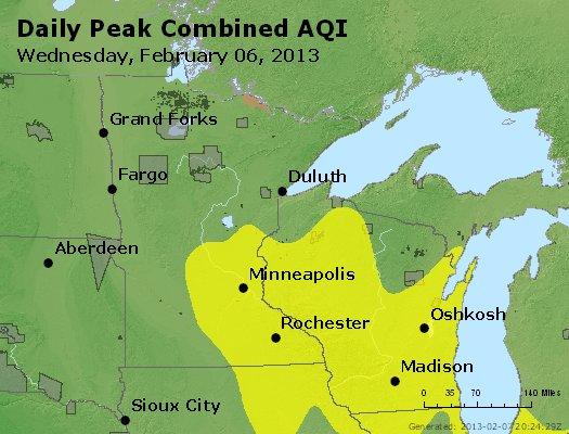 Peak AQI - http://files.airnowtech.org/airnow/2013/20130206/peak_aqi_mn_wi.jpg