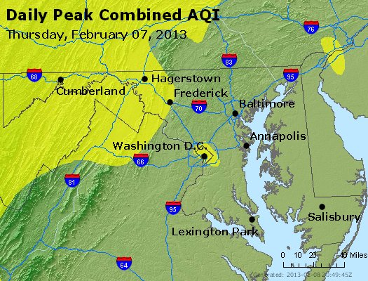 Peak AQI - http://files.airnowtech.org/airnow/2013/20130207/peak_aqi_maryland.jpg