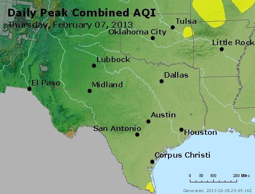 Peak AQI - http://files.airnowtech.org/airnow/2013/20130207/peak_aqi_tx_ok.jpg