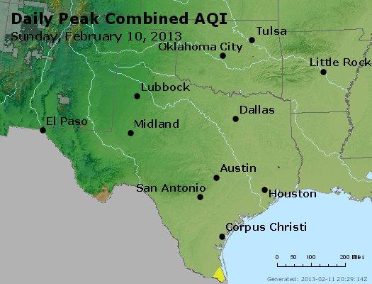 Peak AQI - http://files.airnowtech.org/airnow/2013/20130210/peak_aqi_tx_ok.jpg