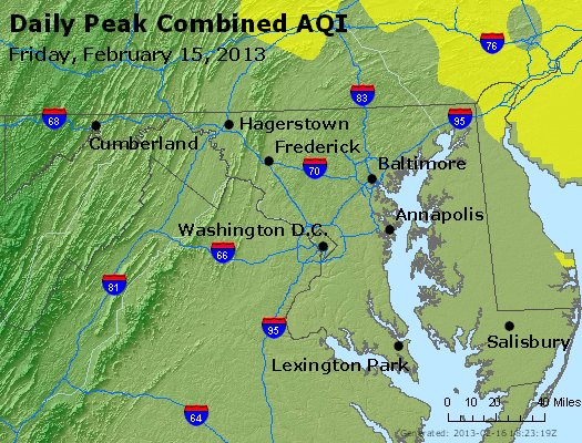 Peak AQI - http://files.airnowtech.org/airnow/2013/20130215/peak_aqi_maryland.jpg