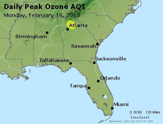 Peak Ozone (8-hour) - http://files.airnowtech.org/airnow/2013/20130218/peak_o3_al_ga_fl.jpg