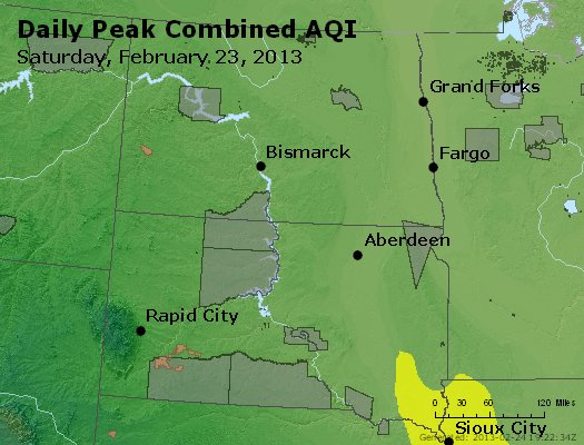 Peak AQI - http://files.airnowtech.org/airnow/2013/20130223/peak_aqi_nd_sd.jpg