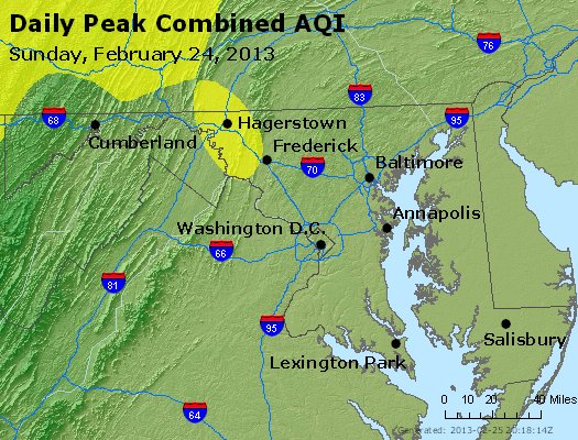 Peak AQI - http://files.airnowtech.org/airnow/2013/20130224/peak_aqi_maryland.jpg
