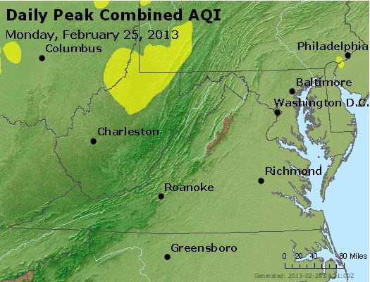 Peak AQI - http://files.airnowtech.org/airnow/2013/20130225/peak_aqi_va_wv_md_de_dc.jpg