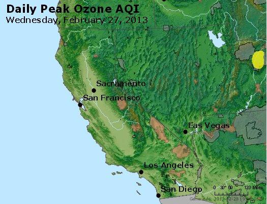 Peak Ozone (8-hour) - http://files.airnowtech.org/airnow/2013/20130227/peak_o3_ca_nv.jpg