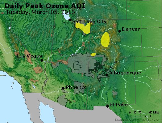 Peak Ozone (8-hour) - http://files.airnowtech.org/airnow/2013/20130305/peak_o3_co_ut_az_nm.jpg