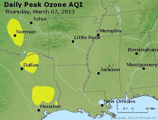 Peak Ozone (8-hour) - http://files.airnowtech.org/airnow/2013/20130307/peak_o3_ar_la_ms.jpg