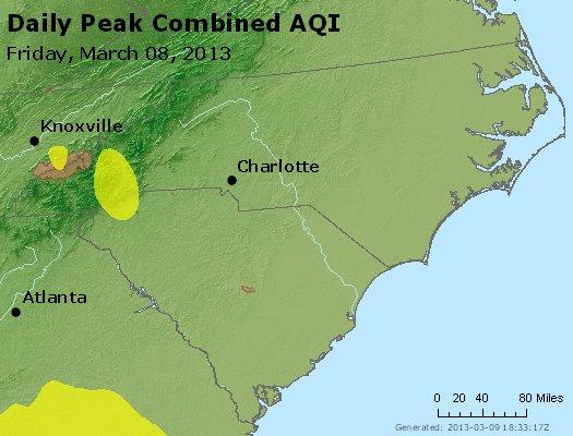 Peak AQI - http://files.airnowtech.org/airnow/2013/20130308/peak_aqi_nc_sc.jpg