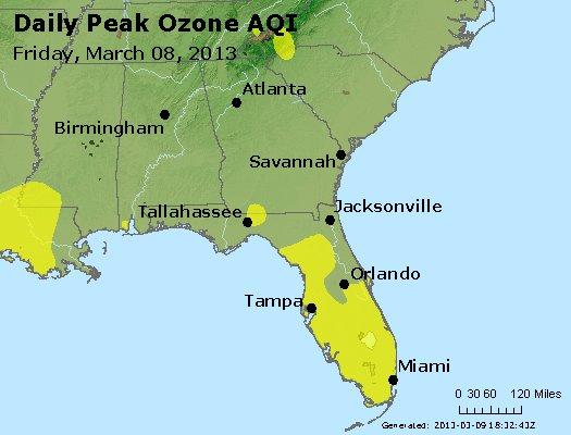 Peak Ozone (8-hour) - http://files.airnowtech.org/airnow/2013/20130308/peak_o3_al_ga_fl.jpg