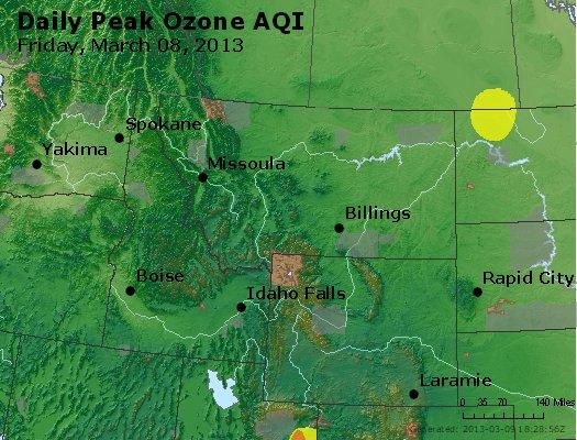 Peak Ozone (8-hour) - http://files.airnowtech.org/airnow/2013/20130308/peak_o3_mt_id_wy.jpg