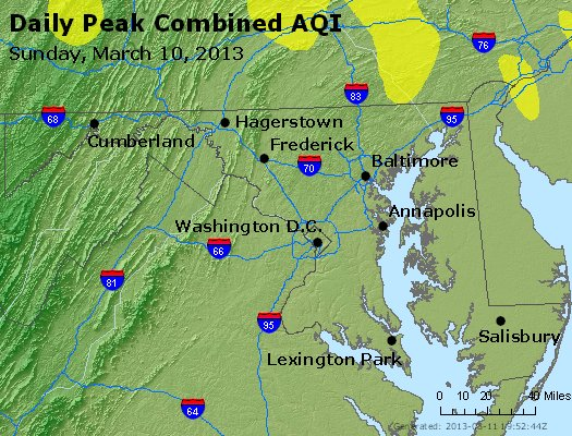 Peak AQI - http://files.airnowtech.org/airnow/2013/20130310/peak_aqi_maryland.jpg