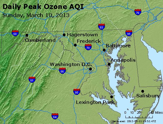 Peak Ozone (8-hour) - http://files.airnowtech.org/airnow/2013/20130310/peak_o3_maryland.jpg