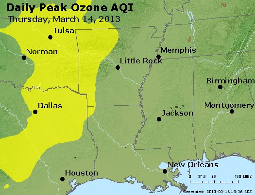 Peak Ozone (8-hour) - http://files.airnowtech.org/airnow/2013/20130314/peak_o3_ar_la_ms.jpg